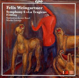 Felix Weingartner - Symphonic Works Volume 6