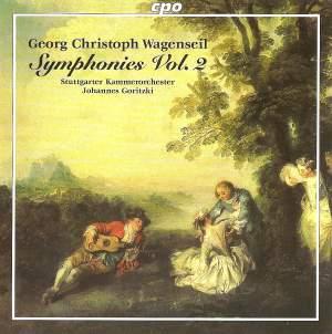 Wagenseil - Symphonies Volume 2