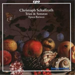 Scháffrat - Trios & Sonatas