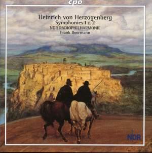 Herzogenberg - Symphonies Nos. 1 & 2