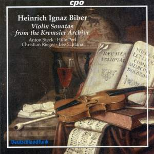 Violin Sonatas from the Kremsier Archive