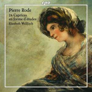 Rode: 24 Caprices for Solo Violin