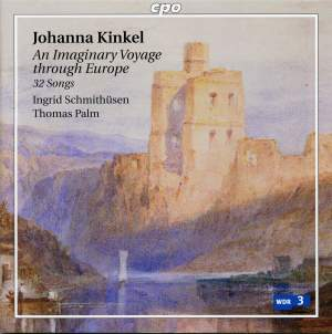 Johanna Kinkel - An imaginary voyage through Europe