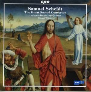 Scheidt - The Great Sacred Concertos