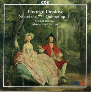 Onslow: Nonet & String Quintet No. 19