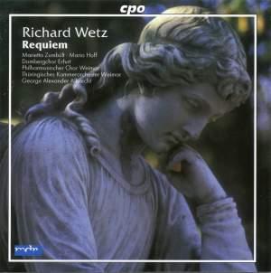Wetz: Requiem Op. 50 in B minor
