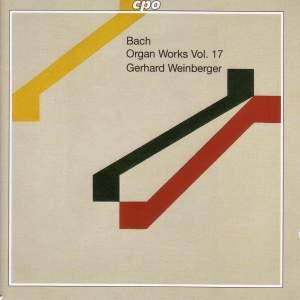 JS Bach - Organ Works Volume 17