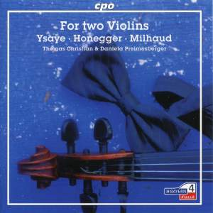 For Two Violins