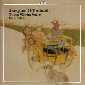 Offenbach - Piano Works Volume 2