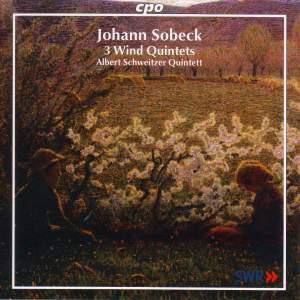 Sobeck - Three Wind Quintets