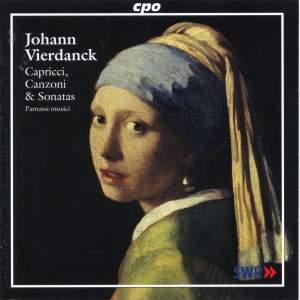 Vierdanck: Capricci, Canzoni & Sonatas