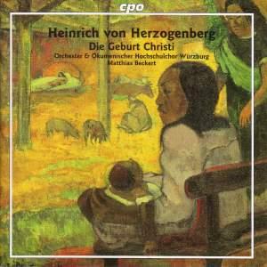 Herzogenberg, L: Die Geburt Christi, Op. 90