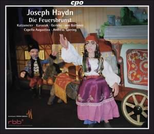 Haydn: Die Feuersbrunst oder das abgebrannte Haus Marionetten, Hob.XXIXb:A