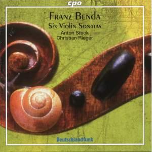 Benda - Six Violin Sonatas