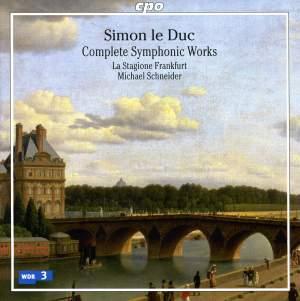 Le Duc - Complete Symphonic Works
