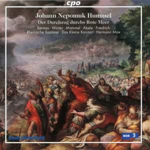 Hummel, J: Der Durchzug durchs Rote Meer (The Passage through the Red Sea)