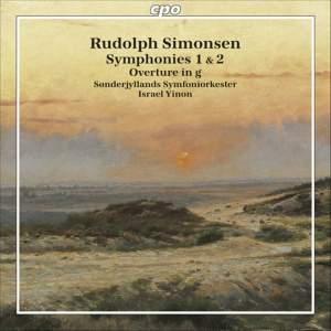 Simonsen - Symphonies Nos. 1 & 2