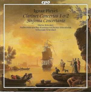 Pleyel - Clarinet Concertos