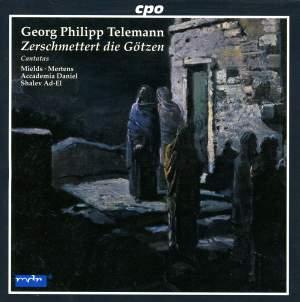 Telemann - Three Cantatas