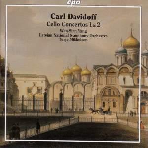 Davidoff - Cello Concertos Nos. 1 & 2