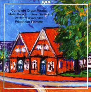 North German Organ Baroque Volume 4