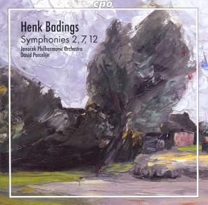Henk Badings: Symphonies Volume 1
