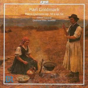 Goldmark - Piano Quintets