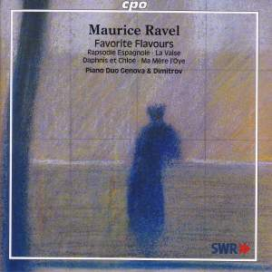 Ravel - Works for Two Pianos
