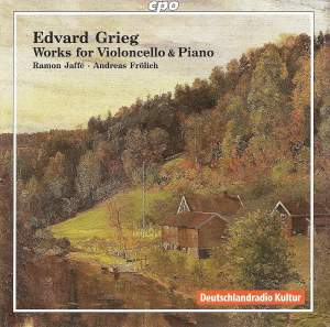 Grieg - Works for Violoncello & Piano