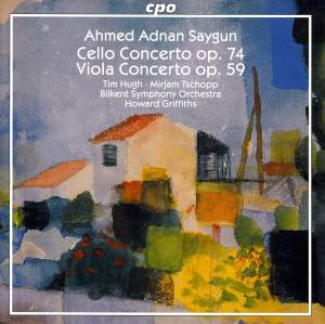 Saygun - Viola and Cello Concertos