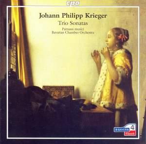 Krieger - Trio Sonatas