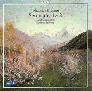 Brahms - Serenades Nos. 1 & 2