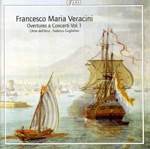 Veracini - Overtures & Concerti Volume 1