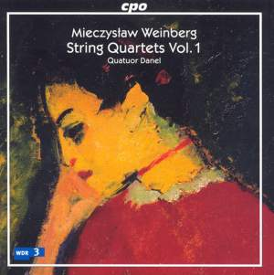 Weinberg: String Quartets Volume 1