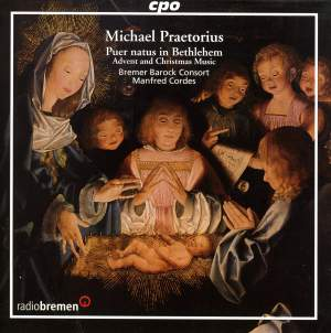 Michael Praetorius - Advent and Christmas Music