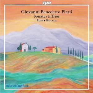 Platti - Sonatas & Trios