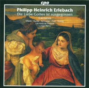 Erlebach - Selected Sacred Cantatas