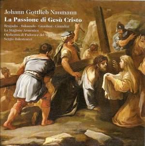 Naumann, J G: La Passione di Gesù Cristo