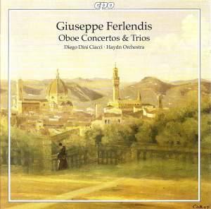 Ferlendis - Oboe Concertos & Trios