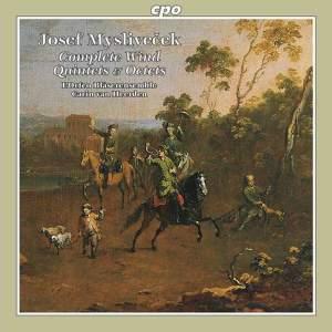 Myslivecek - Complete Wind Octets & Quintets