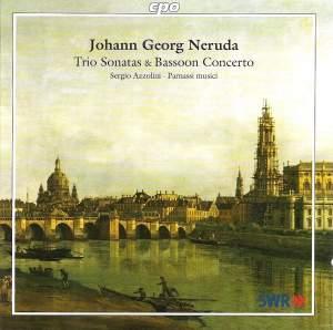 Neruda - Trio Sonatas & Bassoon Concerto