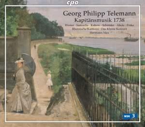 Telemann: Kapitänsmusik 1738