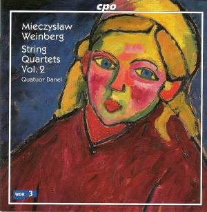 Weinberg: String Quartets Volume 2