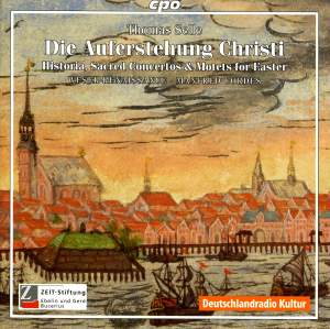 Selle - Historia, Sacred Concertos & Motets for Easter