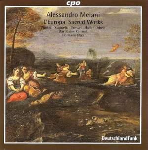 Melani - Sacred Works