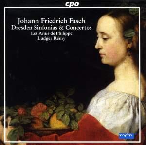Fasch - Dresden Overtures, Sinfonias & Concertos