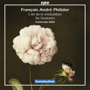 Philidor, F-A: L'art de la modulation / Six Quatuors