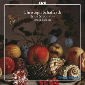 Schaffrath - Six Sonatas