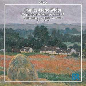 Widor: Organ Symphonies Volume 1