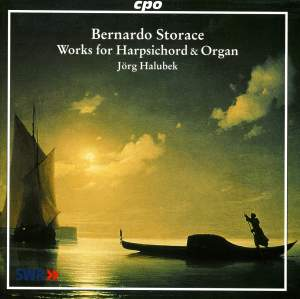 Storace - Works for Harpsichord & Organ